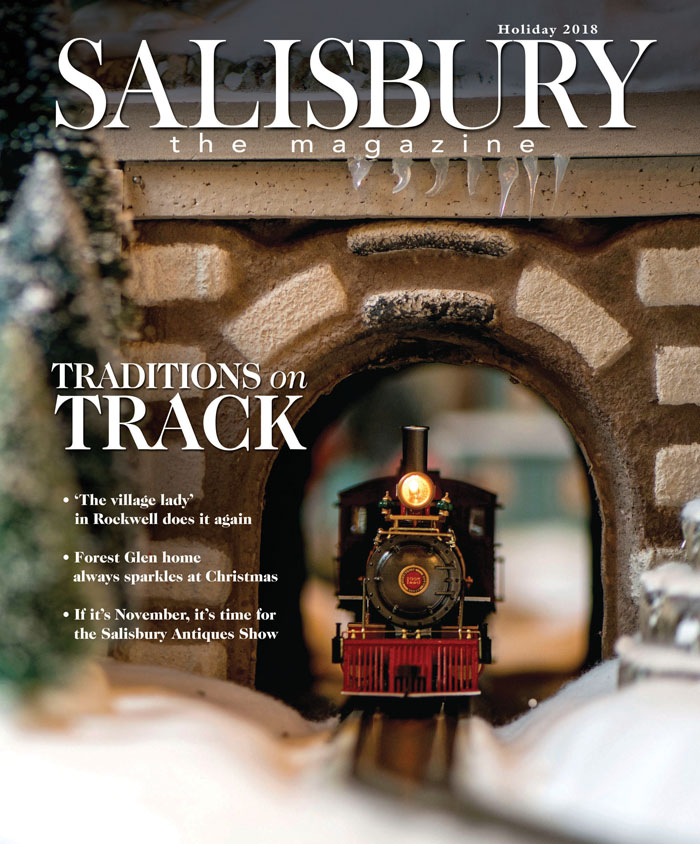 Holiday Issue Of Salisbury The Magazine Has Hit The