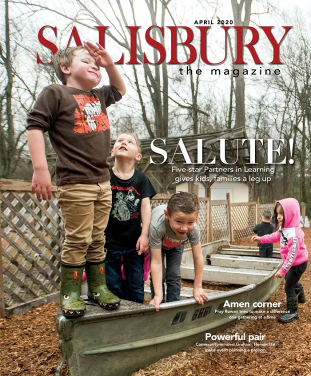 April Issue Of Salisbury The Magazine Is Now Available
